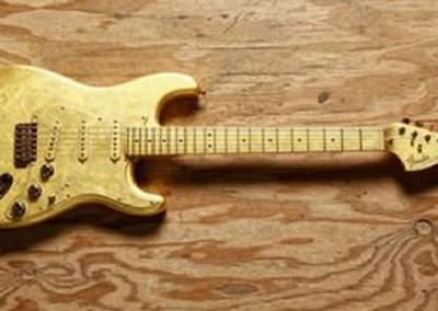 Gold Guitars 2019 Photos